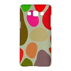 Pattern Design Abstract Shapes Samsung Galaxy A5 Hardshell Case