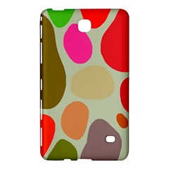 Pattern Design Abstract Shapes Samsung Galaxy Tab 4 (7 ) Hardshell Case