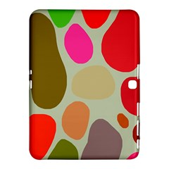 Pattern Design Abstract Shapes Samsung Galaxy Tab 4 (10.1 ) Hardshell Case