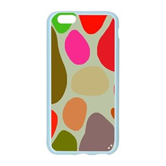 Pattern Design Abstract Shapes Apple Seamless iPhone 6/6S Case (Color)