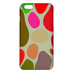 Pattern Design Abstract Shapes iPhone 6 Plus/6S Plus TPU Case