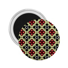 Seamless Tileable Pattern Design 2.25  Magnets