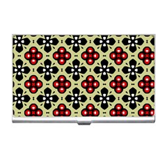Seamless Tileable Pattern Design Business Card Holders