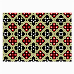 Seamless Tileable Pattern Design Large Glasses Cloth (2-Side)