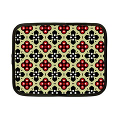 Seamless Tileable Pattern Design Netbook Case (Small)
