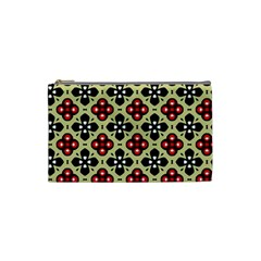 Seamless Tileable Pattern Design Cosmetic Bag (Small)