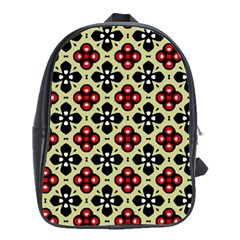 Seamless Tileable Pattern Design School Bags(Large)