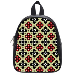 Seamless Tileable Pattern Design School Bags (Small)