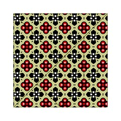 Seamless Tileable Pattern Design Acrylic Tangram Puzzle (6  x 6 )