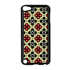 Seamless Tileable Pattern Design Apple iPod Touch 5 Case (Black)