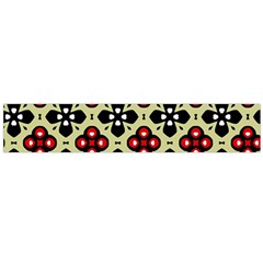 Seamless Tileable Pattern Design Flano Scarf (Large)