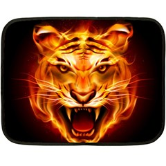 Tiger Fleece Blanket (Mini)