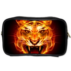 Tiger Toiletries Bags 2-Side