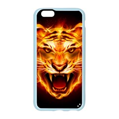 Tiger Apple Seamless iPhone 6/6S Case (Color)