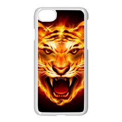 Tiger Apple Iphone 7 Seamless Case (white)