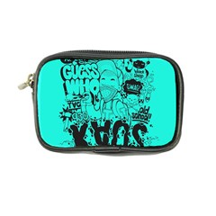 Typography Illustration Chaos Coin Purse