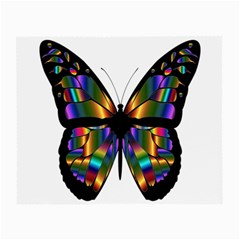 Abstract Animal Art Butterfly Small Glasses Cloth (2-Side)