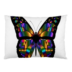 Abstract Animal Art Butterfly Pillow Case (Two Sides)