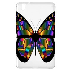 Abstract Animal Art Butterfly Samsung Galaxy Tab Pro 8.4 Hardshell Case
