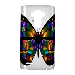 Abstract Animal Art Butterfly LG G4 Hardshell Case
