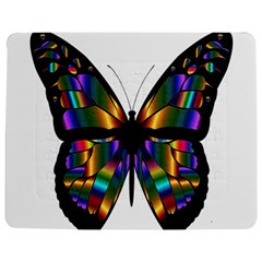 Abstract Animal Art Butterfly Jigsaw Puzzle Photo Stand (Rectangular)