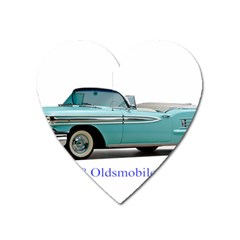 1958 Oldsmobile Super 88 J2 2a Heart Magnet