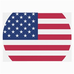 American Flag Large Glasses Cloth