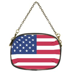 American Flag Chain Purses (Two Sides)