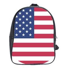 American Flag School Bags(Large)