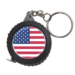 American Flag Measuring Tapes