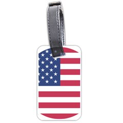 American Flag Luggage Tags (Two Sides)