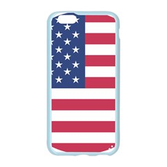 American Flag Apple Seamless iPhone 6/6S Case (Color)