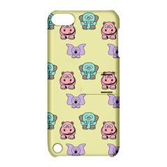 Animals Pastel Children Colorful Apple iPod Touch 5 Hardshell Case with Stand