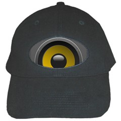 Audio Loadspeaker Activ Black Cap