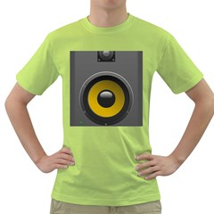 Audio Loadspeaker Activ Green T-Shirt