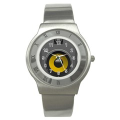 Audio Loadspeaker Activ Stainless Steel Watch