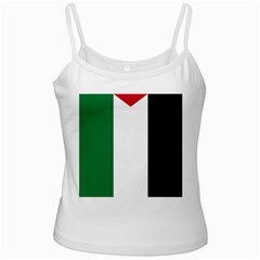 Palestine Flag Ladies Camisoles