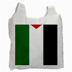 Palestine flag Recycle Bag (Two Side)
