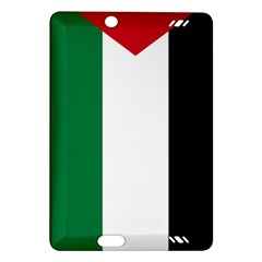 Palestine flag Amazon Kindle Fire HD (2013) Hardshell Case