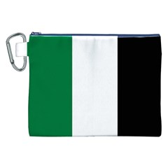 Palestine flag Canvas Cosmetic Bag (XXL)