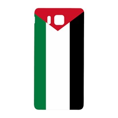 Palestine flag Samsung Galaxy Alpha Hardshell Back Case