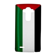 Palestine flag LG G4 Hardshell Case