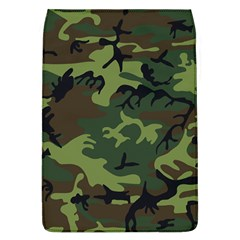 Camouflage Green Brown Black Flap Covers (L)