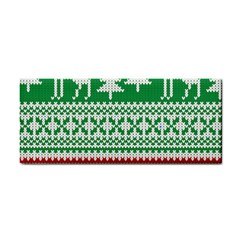 Christmas Jumper Pattern Cosmetic Storage Cases