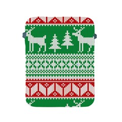 Christmas Jumper Pattern Apple iPad 2/3/4 Protective Soft Cases