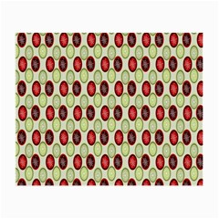 Christmas Pattern Small Glasses Cloth (2-Side)