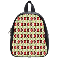 Christmas Pattern School Bags (Small)