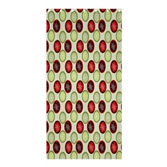 Christmas Pattern Shower Curtain 36  x 72  (Stall)