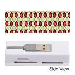 Christmas Pattern Memory Card Reader (Stick)