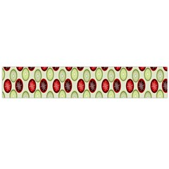 Christmas Pattern Flano Scarf (Large)